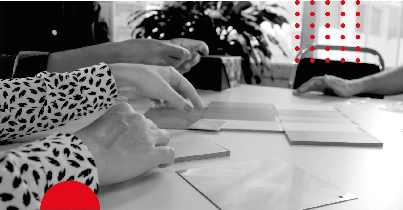 TRABAJO COLABORATIVO EN OFICINAS – Estrategia de implementación